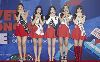 Wendy時隔一年重回Red Velvet舞台演出 感動粉絲