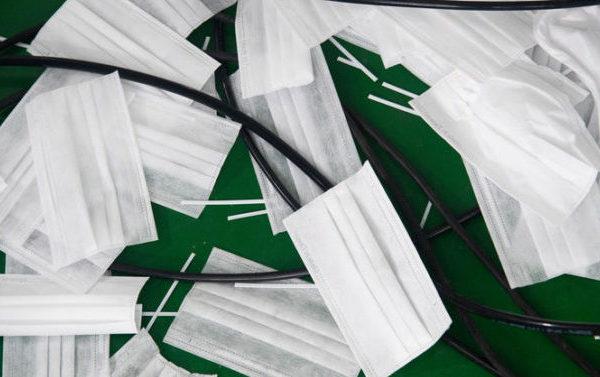 德國現大量劣質中國口罩 附偽造質檢證書