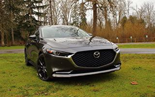 車評:高氣壓的藍天 2021 Mazda3 2.5 Turbo