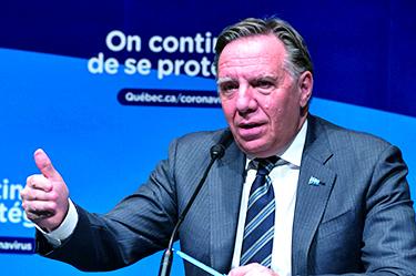 疫情惡化 加拿大魁北克本週六起實行宵禁