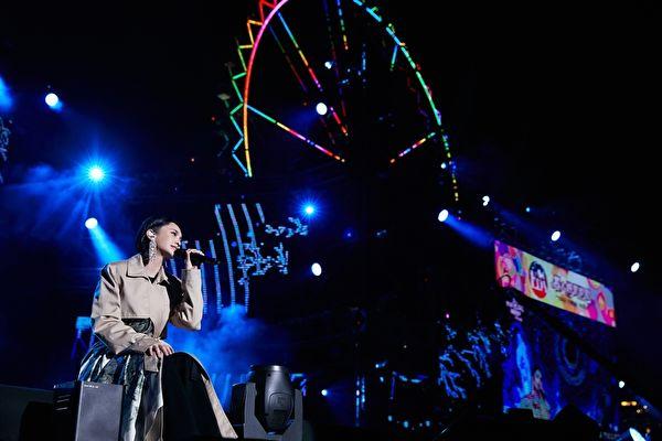 楊丞琳跨年獻唱動感新歌 回顧2020滿滿豐收