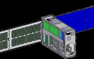 台日开发6U立方卫星 拟明年国际太空站发射