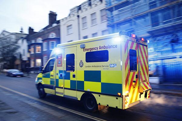 组图:英国连续6天单日确诊超5万病例