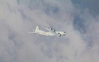 中共派8轰炸机和4战机扰台 规模历年之最