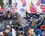 中共渲染美國會遭衝擊 學者:中國連示威權利也沒有