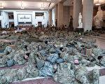 數千國民警衛隊成員將駐守華盛頓特區至三月