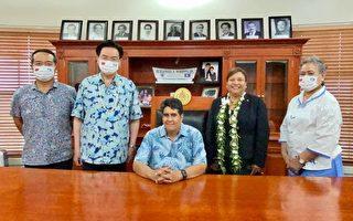 帛琉總統就職:台灣是堅實的發展夥伴與盟友