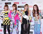 2NE1齐聚CL工作室 寿星MINZY盼大家健康快乐