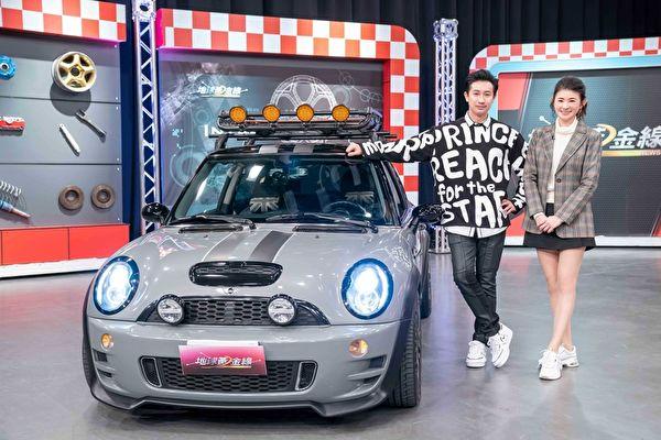 Darren分享开车必备法宝 减少行车纠纷