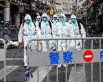 組圖:上海黃浦區成疫情中風險區 管控升級
