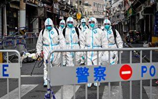 组图:上海黄浦区成疫情中风险区 管控升级