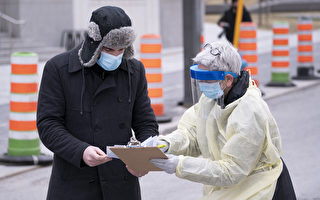 1月7日 安省新增染疫及死亡數 均再創新高