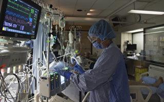 1月6日 安省新增再超3,000例 住院人數續增