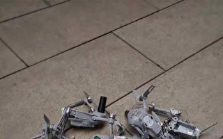重庆约百架无人机表演失控 撞楼或掉落