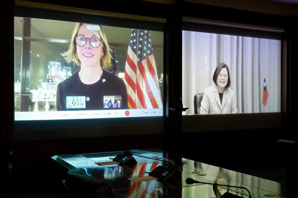 美驻联大使:台湾是捍卫人权的中流砥柱