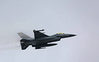 F-16战机秀海报 为台湾医护加油