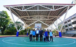 帮6校建风雨球场 竹县争取到5340万元经费
