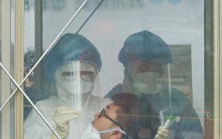 全球染疫人数破亿 台持续禁外国人入境
