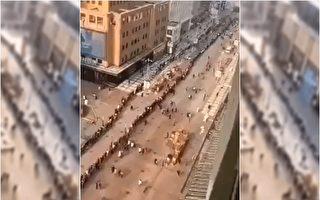 【一线采访】网易大厦被封 北京集中排查藏隐患