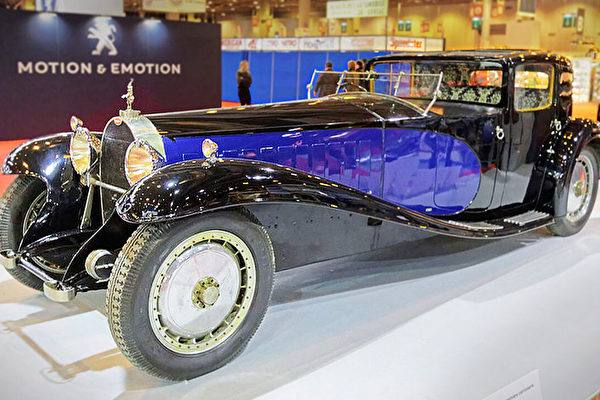 組圖:世界前十名最稀有最昂貴的汽車