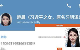 习近平女儿及姐夫信息被泄露 24网民被判刑