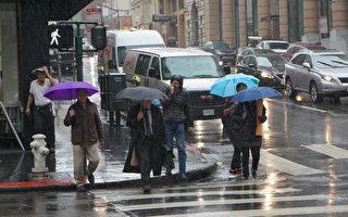 擺脫乾旱天氣 灣區將迎來系列降雨