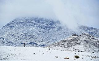 南加山区获雨雪 本周内华达山还降雪
