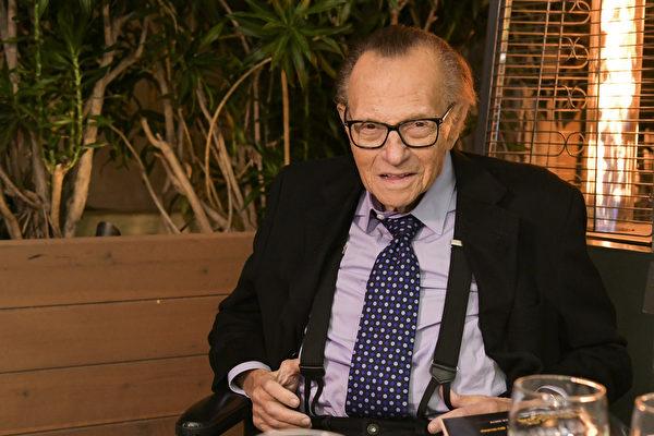 前CNN王牌主持人Larry King去世