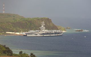 中共軍機大肆擾台 美航母群駛入南中國海