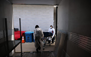受疫情衝擊 安省倫敦市醫院啟用屍體冷藏車