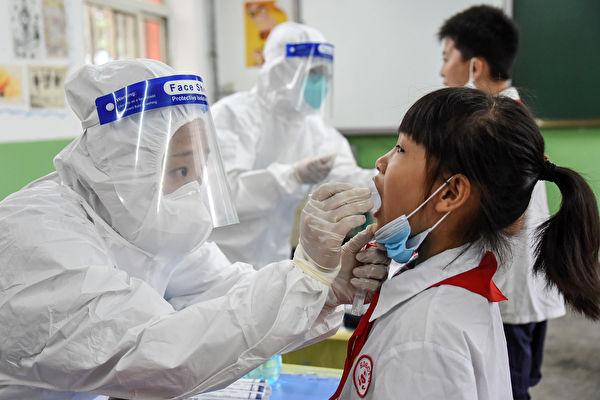 河北謊報疫情數據被曝光 涉事檢測機構遍佈全國