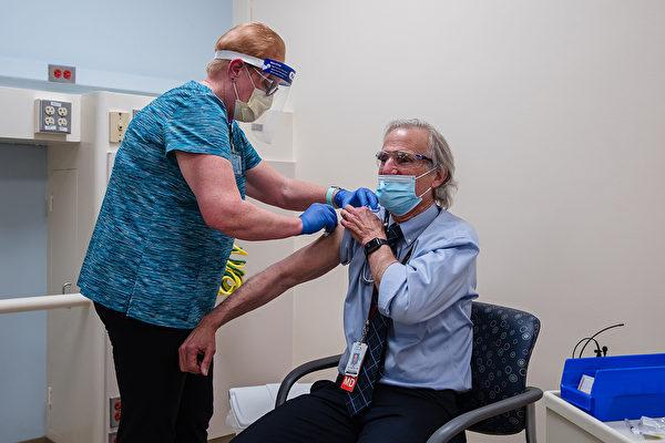 圣地亚哥设户外疫苗站 加速注射