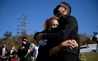 加州染疫入院人數下降 週四631人死於中共病毒