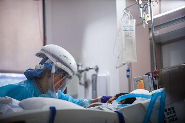 【疫情1·16】全球六週約50萬例死亡