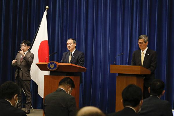 组图:日本疫情严峻 紧急状态扩增7个地区