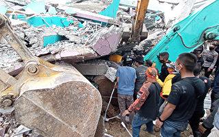 組圖:印尼蘇拉威西島強震 至少35人死亡