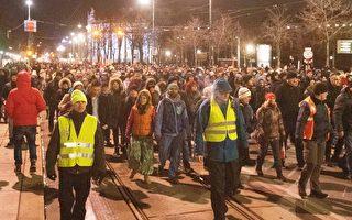 【疫情1·18】欧洲多国民众抗议封锁