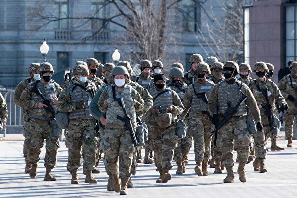 國會大廈附近冒煙 拜登就職彩排人員疏散