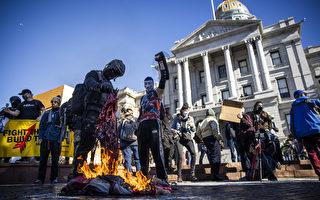 推特未阻止Antifa召集西雅图波特兰骚乱