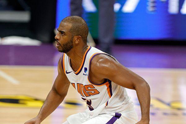 NBA:太陽烤焦步行者 再登西部榜首之位