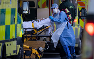 英國4.6萬醫護人員病假