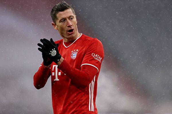 德甲第16轮:拜仁四分领跑 竞争对手纷纷丢分