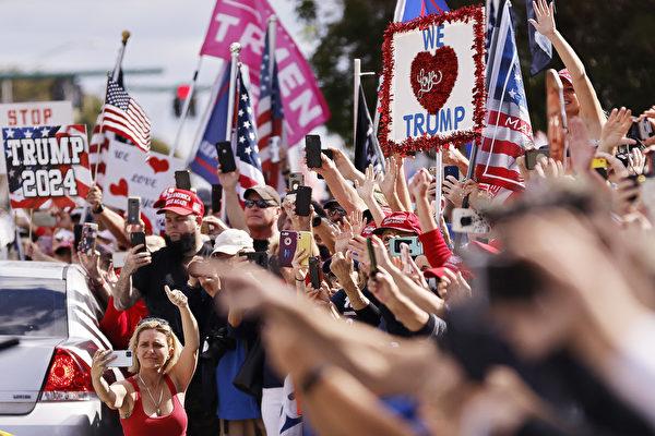 川普支持者:美正在發生一場意識形態戰爭