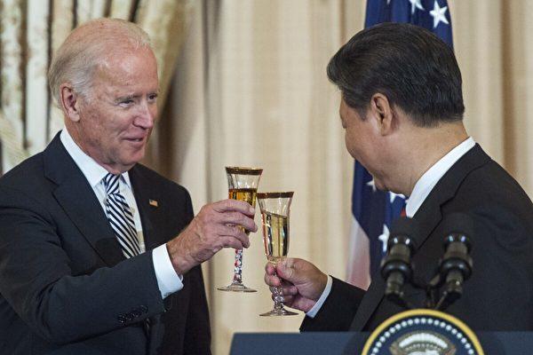 拜登就職多國領導人祝賀 習近平未發賀詞