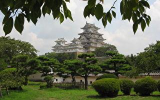 组图:保存完好的木制建筑 日本国宝姬路城