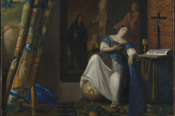 荷兰黄金岁月对三个艺术家的反思(下)