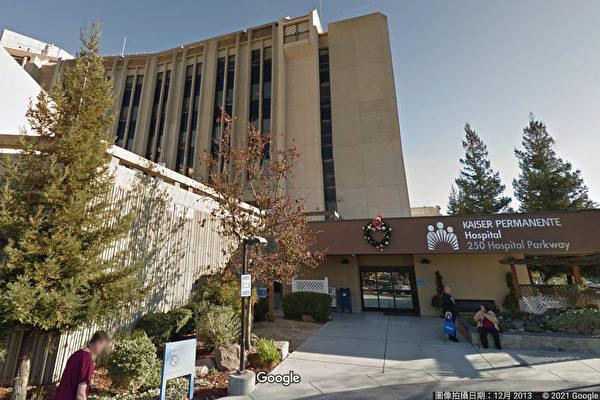 圣荷西一医院44名员工染疫 疑与充气服装有关