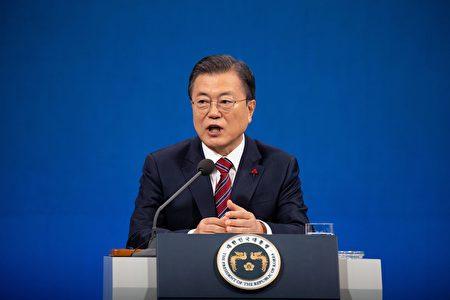 文在寅新年记者会谈国政 聚焦韩美等议题