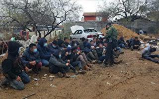 【獨家】美CBP:南部邊境非法移民劇增