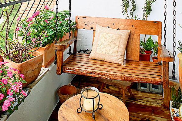 改造陽台 兼具實用與美貌的家具有哪些?